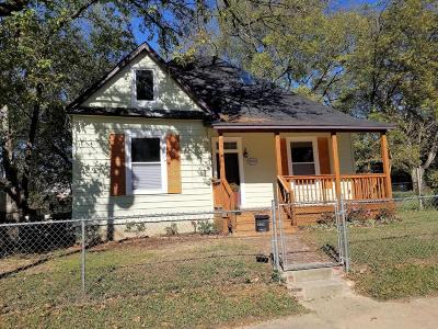 Chattanooga Single Family Home For Sale: 2003 E 12th St