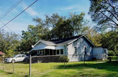 Chattanooga TN Single Family Home For Sale: $34,800