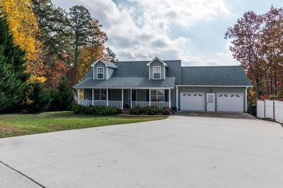 Soddy Daisy Single Family Home For Sale: 1022 Tommie Ln