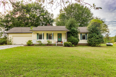 Dalton Single Family Home For Sale: 1495 NE Pleasant Grove Dr