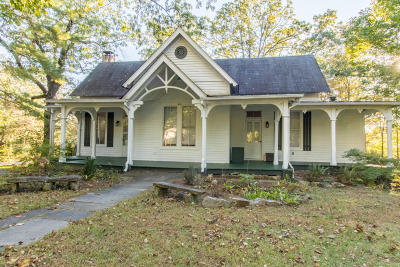 Lookout Mountain Single Family Home For Sale: 400 Laurel Ln