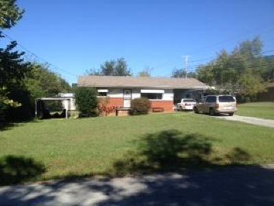 Chattanooga TN Single Family Home For Sale: $72,000