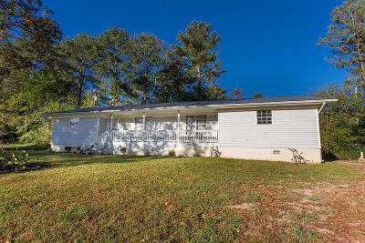 Old Fort Single Family Home For Sale: 1201 Highway 411