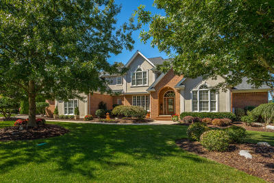 Ooltewah Single Family Home For Sale: 8646 Rambling Rose Dr