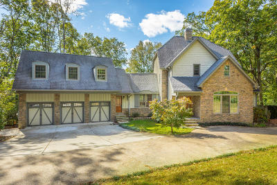Lookout Mountain Single Family Home For Sale: 206 Oak St