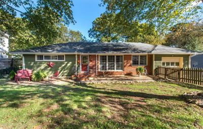 Chattanooga Single Family Home For Sale: 3427 Shadowlawn Dr