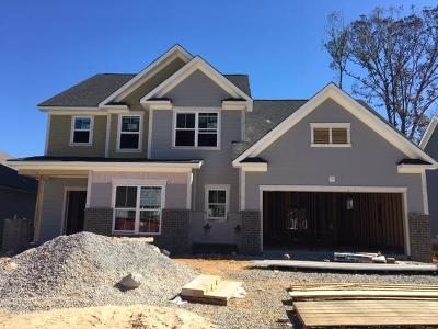 Hixson Single Family Home Contingent: 582 Deer Valley Ln #40