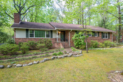 Signal Mountain Single Family Home Contingent: 939 Ravine Rd