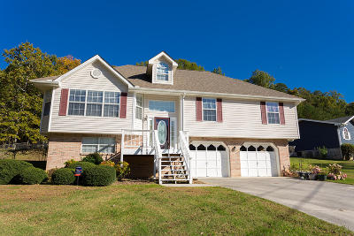 Ooltewah Single Family Home Contingent: 5222 Darrowby Dr