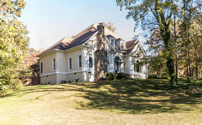 Ooltewah Single Family Home For Sale: 1301 Stonehurst Cir