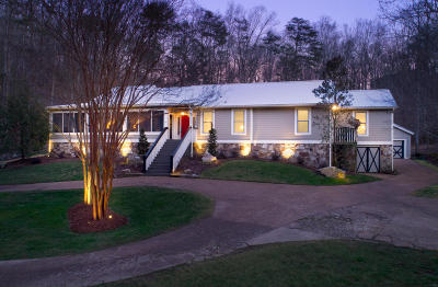 Chattanooga Single Family Home For Sale: 4900 Mountain Creek Rd