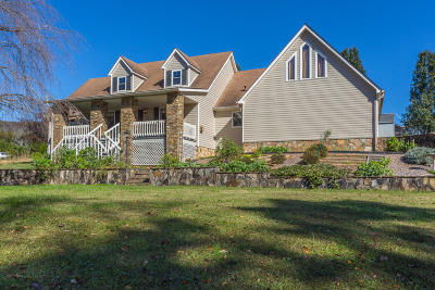 Spring City Single Family Home For Sale: 127 Chastain Reed Ln