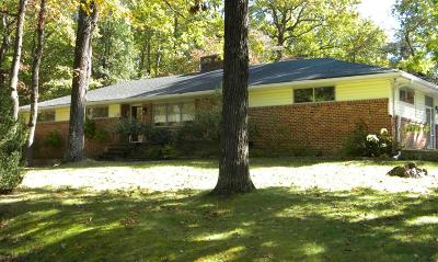 Signal Mountain Single Family Home Contingent: 500 S Palisades Dr