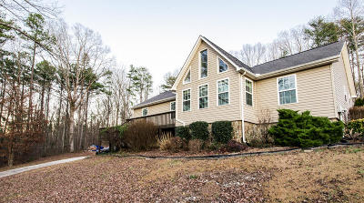 Soddy Daisy Single Family Home For Sale: 11008 Lovell Rd