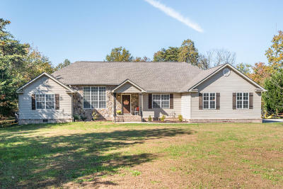 Soddy Daisy Single Family Home For Sale: 1218 Montlake Rd