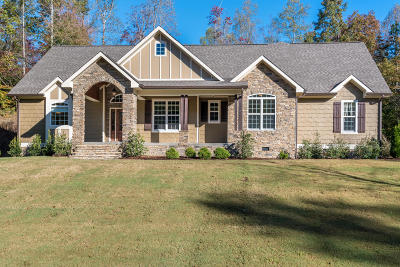 Dalton Single Family Home For Sale: 3095 Hidden Lake Rd
