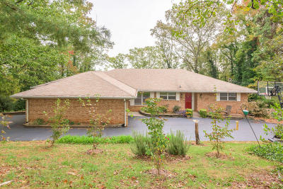Chattanooga Single Family Home For Sale: 1002 Ault Dr
