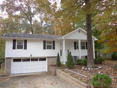 Ooltewah Single Family Home For Sale: 8108 Bill Reed Rd
