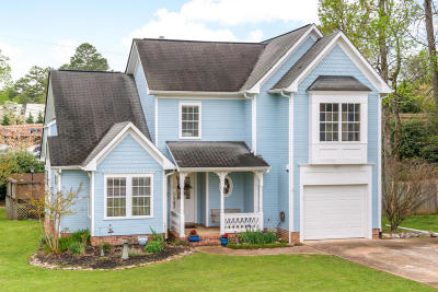 Chattanooga Single Family Home For Sale: 7384 Applegate Ln