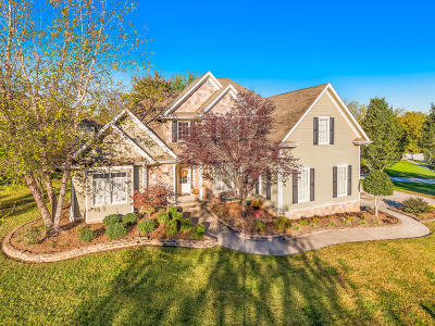 Hixson Single Family Home Contingent: 2030 Turnberry Cir