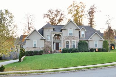 Ooltewah Single Family Home For Sale: 4533 Wellesley Dr