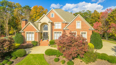 Chattanooga Single Family Home For Sale: 9213 Mountain Shade Dr