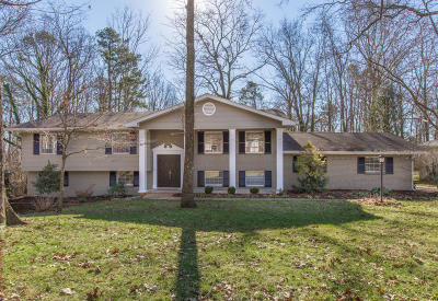 Signal Mountain Single Family Home For Sale: 807 W Crown Point Rd