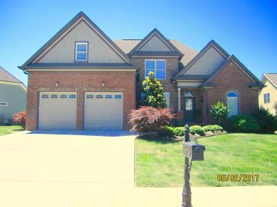 Hixson Single Family Home For Sale: 632 Clear Canyon Dr