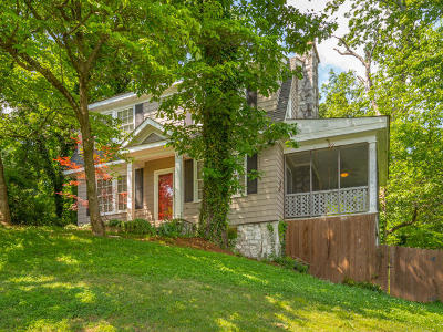 Chattanooga Single Family Home For Sale: 8 Brockhaven Rd