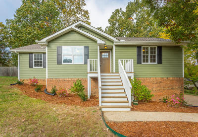 Soddy Daisy Single Family Home Contingent: 1416 Marrick Dr