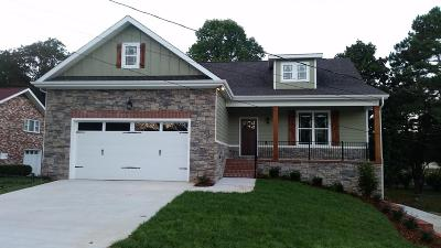 Chattanooga Single Family Home For Sale: 7004 Greenway Dr
