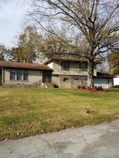 Hixson Single Family Home For Sale: 448 Kingsridge Dr
