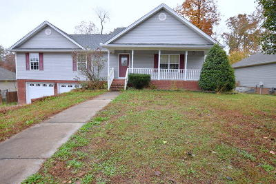 Ooltewah Single Family Home For Sale: 8100 Zoe Dr