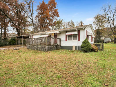 Single Family Home For Sale: 1734 Morris Hill Rd
