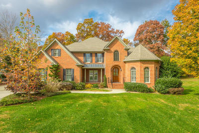 Signal Mountain Single Family Home For Sale: 36 Mountain Orchard Path