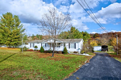 Ooltewah Single Family Home For Sale: 10830 Dolly Pond Rd