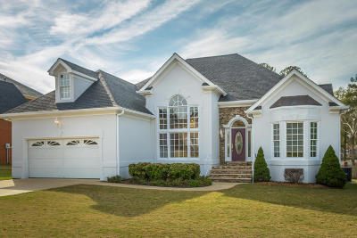 Chattanooga Single Family Home For Sale: 8104 Carriage Xing