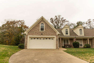 Hixson Townhouse For Sale: 6147 Amber Brook Dr