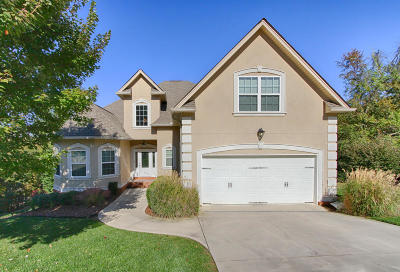 Chattanooga Single Family Home For Sale: 1121 Renas Terrace