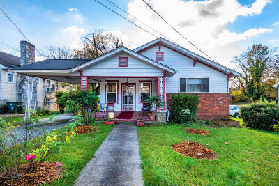 Chattanooga Single Family Home For Sale: 512 Terrell St