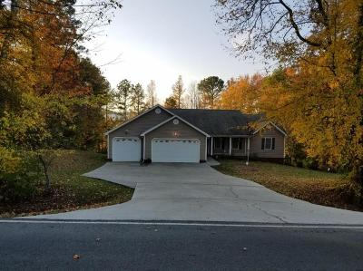 Cleveland Single Family Home For Sale: 7875 NW Mouse Creek Rd