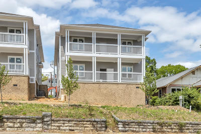 Chattanooga Multi Family Home For Sale: 2005 McCallie Ave