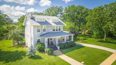 Chattanooga Single Family Home Contingent: 125 Eveningside Dr
