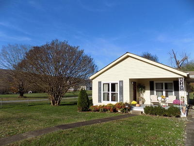Soddy Daisy Single Family Home Contingent: 347 Carden St