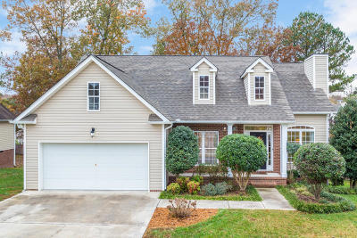 Ooltewah Single Family Home Contingent: 7436 Salmon Ln