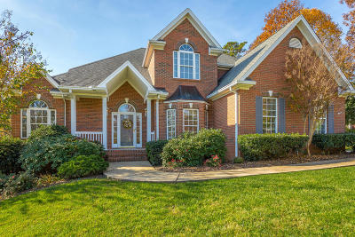 Hixson Single Family Home For Sale: 1178 Ivy Manor Ct