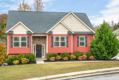 Hixson Single Family Home For Sale: 8335 Midwestern Dr
