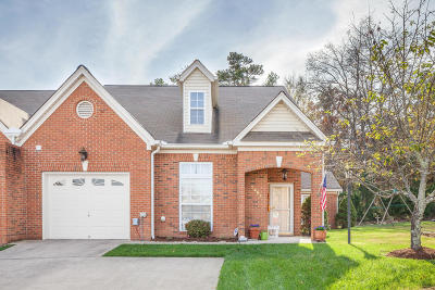 Chattanooga Townhouse For Sale: 2401 Cone Flower Tr