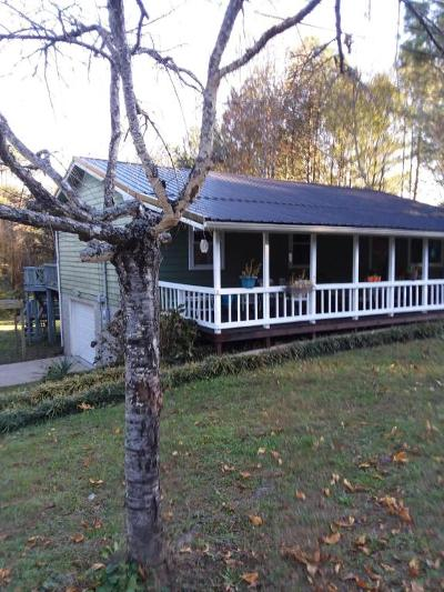 Ooltewah Single Family Home Contingent: 10912 Dolly Pond Rd