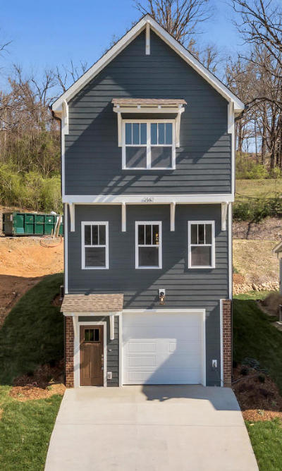 Chattanooga Single Family Home For Sale: 2442 Ashmore Ave